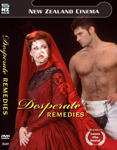 Desperate Remedies (DVD)